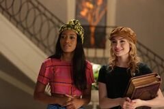 Grace y Zayday en The Final Girls (s)