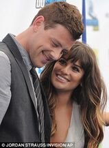 Lea and cory couple