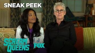 Scene Queens Sneak Peek Halloween At The Hospital Season 2 Ep. 4 SCREAM QUEENS