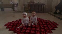 Boone y Hester de bebes
