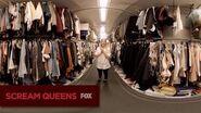 Scream Queens 360 VR Wardrobe Trailer