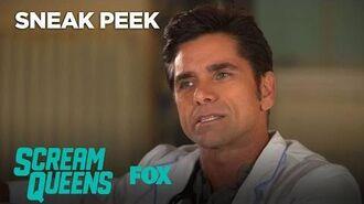 Scene Queens Sneak Peek John Stamos' Many Dialects Season 2 Ep. 5 SCREAM QUEENS