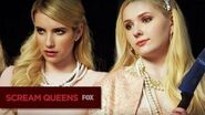 SCREAM QUEENS Behind-The-Screams