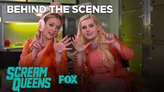"Scene Queens ""The Hand"" Season 2 Ep. 7 SCREAM QUEENS"