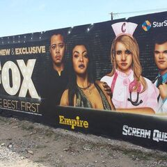South African Billboard poster (Season 2)