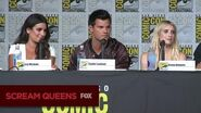 SCREAM QUEENS - Panel Highlights