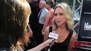 Tracy Middendorf Interview at Scream's Premiere at LA Film Festival 2015 MTVScream LAFF