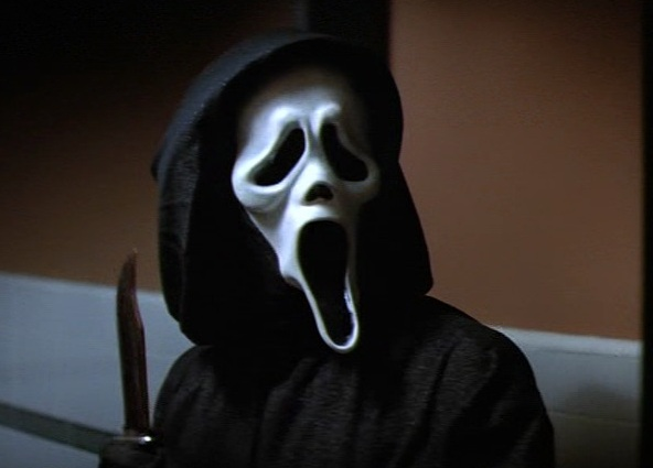 Image result for ghostface