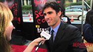 Tom Maden Interview at Scream's Premiere at LA Film Festival 2015 MTVScream LAFF