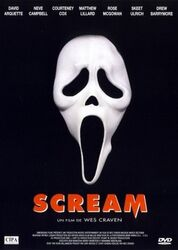 Scream Ghostface Poster