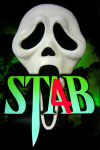Official Stab 4 Poster