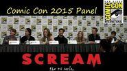 Scream (TV Series) Full Comic Con Panel 2015