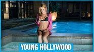Scream (TV Series) Bella Thorne Eats Cheeseburgers and talks MTV's SCREAM!