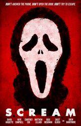 Scream 1996 Poster
