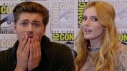 Scream (TV Series) Cast Talks Dream Deaths - Comic Con 2015