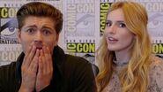 Scream (TV Series) Cast Talks Dream Deaths - Comic Con 2015