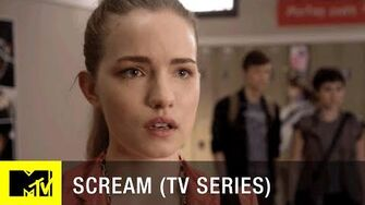 Scream (TV Series) 'Emma is Back' Official Sneak Peek (Episode 8) MTV