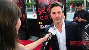 Bobby Campo Interview at Scream's Premiere at LA Film Festival 2015 MTVScream LAFF