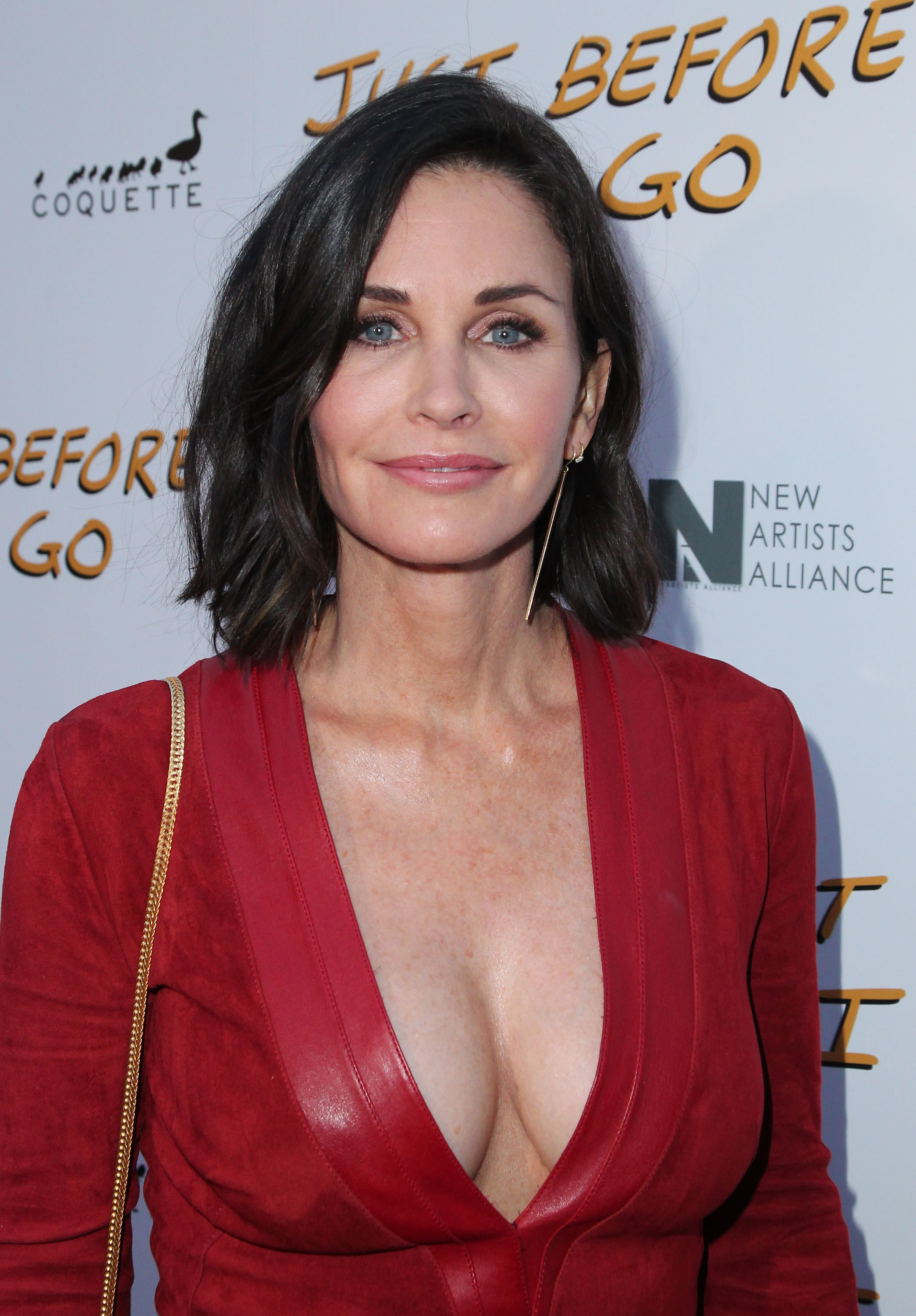 Courtney Cox (Courteney Cox) actress: photo, biography, personal life 2018 5