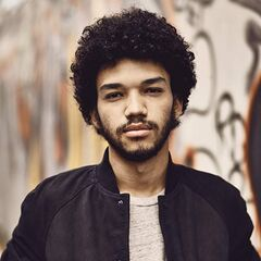<b>Tyson Fox</b> (Justice Smith): Portraying the fictional character Jeffrey Gibbs, who's just like a black version of the canon <a href=