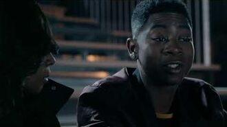 VH1's Scream Sneak Peek RJ Cyler & Mary J. Blige