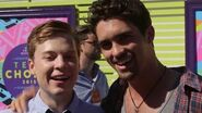 Scream (TV Series) Cast Spills Season 2 SPOILERS! Teen Choice Awards 2015