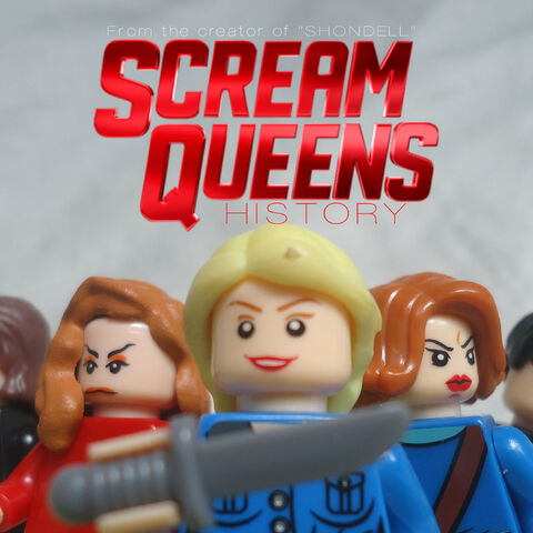 Scream Queens History Poster 2