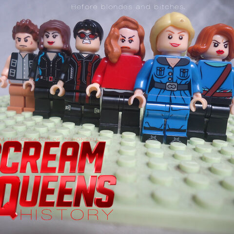 Scream Queens History Poster 1
