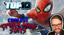 Top10CoolestSpider-ManSuits