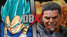 VegetaVSZod