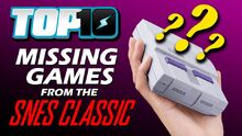 Top10MissingGamesFromTheSNESClassic