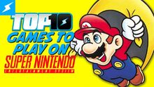 Top10GamesYouNeedToPlayOnTheSNES