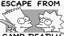 BartSimpson'sEscapeFromCampDeadly