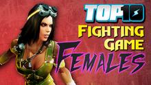Top10FightingGameFemales