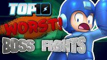 Top10WORSTBossFights