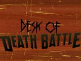 The Desk of Death Battle