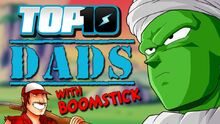Top10DadswithDEATHBATTLE'SBoomstick