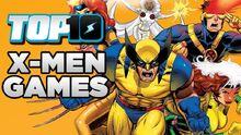 Top10X-MenGames