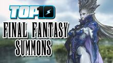 Top10FinalFantasySummons