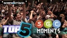 Top5SGCMomentsSoFar