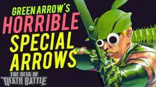 GreenArrow'sHorribleSpecialArrows