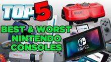 Top5Best&WorstNintendoConsoles