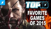 Top10FavoriteGamesof2015