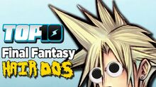Top10FinalFantasyHairdos
