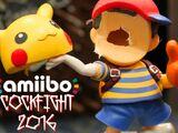 Amiibos Will DIE at SGC 2016!