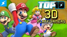 Top103DPlatformers