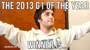Theg1OfTheYearFor2013Is...