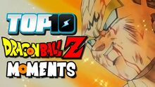 Top10DragonBallZMoments