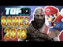 Top10Gamesof2018