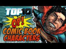 Top10OPComicBookCharacters